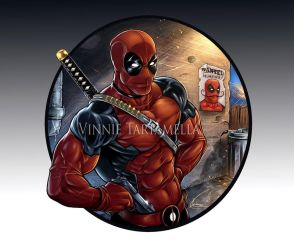 Deadpool by VinRoc