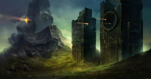 Monoliths by SolFar