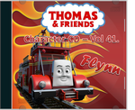 Thomas and Friends Character CD Vol 41  Flynn by Galaxy-Afro