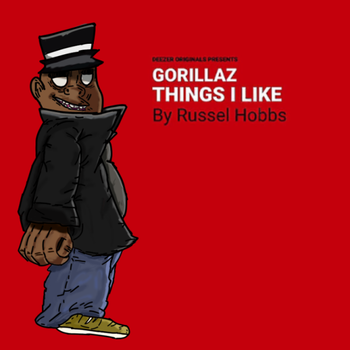 Russel fullbody from 'Things I like' by Bastnasite