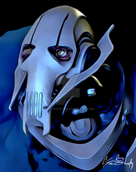General Grievous by YanShady