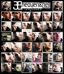 38 SPN: The Confession Avatars by jessicarae24