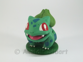 Bulbasaur Figure by Alistu