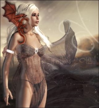 Inspiration of Game of Thrones by Dark-Fireflies