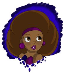 Afro by Wicked-MSTH