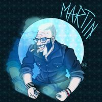 Rowdy 3 : Martin by Chouly-only