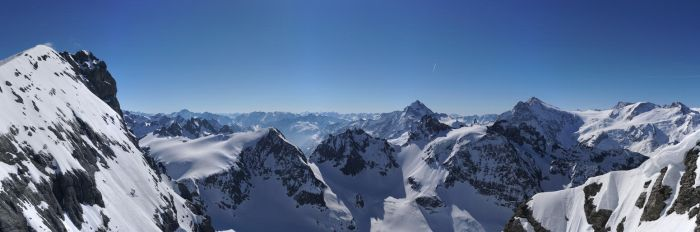 Uri Alps Panorama by StormXF3