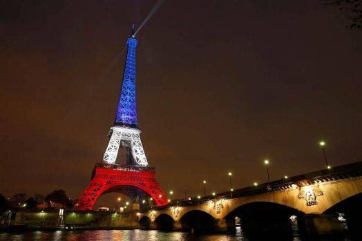 PEACE FOR PARIS by freacls
