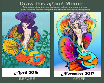 Draw It Again (Lethe) by red-stained-december