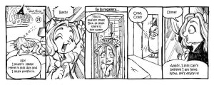 COMIC STRIP PARIS 21 ENGLISH by momo81