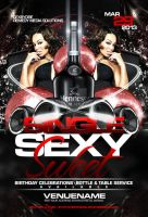 Single Sexy 'n' SweetLayout by GFXbyDredesignz