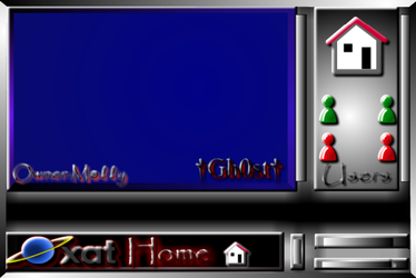 Home Chat Background by MikeDarko