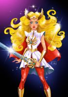 She-Ra 2018 by darkodordevic