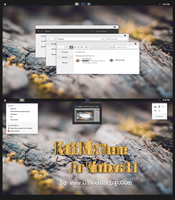 Katt Mix Theme For Windows 8.1 by Cleodesktop