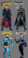 Superman/Batman Legacy by tomtom2012