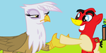 How The Mighty Eagle REALLY got in Angry Birds! by Ghostbustersmaniac