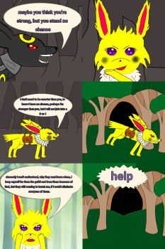 jolteon's mystery page 5  by 6inferno