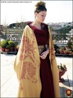 Cersei Lannister Costume 10 by CantoriDelWesteros