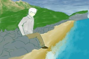 Mushishi - The Long Road (WIP pt.2) by LuthNightbreeze