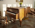 The piano room by robodesign