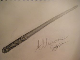 Aidy's Wand by Allison-of-the-opera