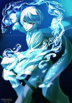 Mikleo ~ Tales of Zestiria by RossiniCrezyel