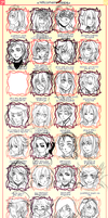 MAGE: CASUALLY BUTCHERED EVERYONE INCLUDING MY OWN by Velurie