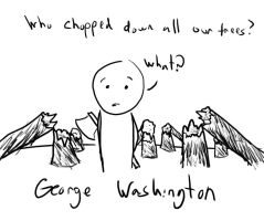 GLIH - George Washington by Hollow-Phoenix