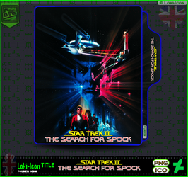 Star Trek III The Search for Spock (1984)2 by Loki-Icon