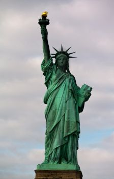 Statue of Liberty by blepfo