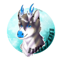 (GIFT) Blitzen Badge by KiariAnn93