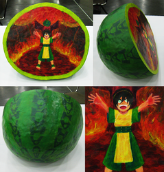 I Am Not Toph - I Am MELON LORD! by Blique