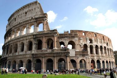 Colosseo by Amersill