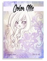 Color Me cover by Flfleur