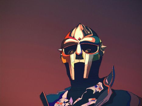 MF DOOM by Vezarez