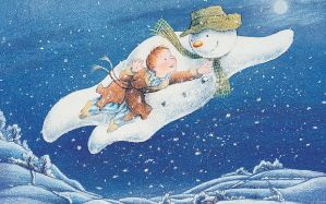 Walking In The Air-The Snowman...