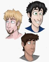 The Guys by NKWhite