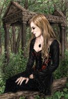 Temple of Solitude by Evels-Selena