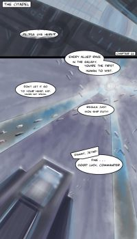 ME Swan Song  Chapter 11 Pg 1 by Zaera-D