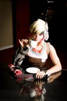 Tea Party by Lisa-Lou-Who