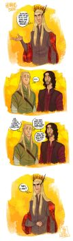 LOTR - Humans Stuffs by the-evil-legacy
