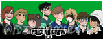 COMMISSION: The Fake AH Crew of AZ by DJLemmiex
