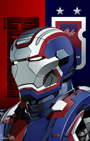 IronTricolor by drifith