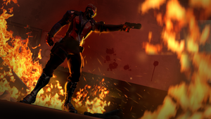 [SFM] Fire Storm. by JackMorrison-76