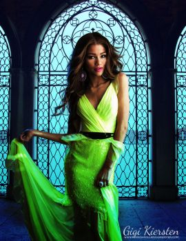 Zendaya Coleman -  The Color of Venice by justaddgigi