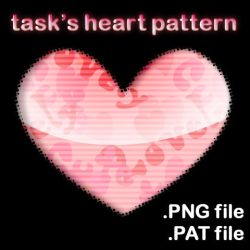 cute and lovely pattern by task-redshade
