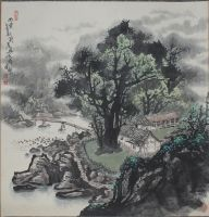 Chinese Painting 2 by liuyong