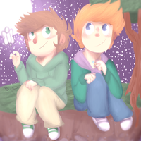 Eddsworld: Look At All The Miracles (Redraw) by Deviant-MankDemes