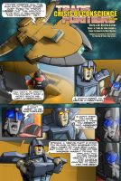 Crisis Of Conscience pt2 pg1 by Drivaaar
