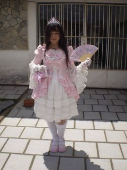 Hime Lolita by kyra-laurien